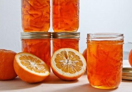 Orange Marmalade Recipe — Dishmaps