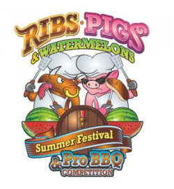 5th annual Ribs, Pigs & Watermelons BBQ Competition, Music Festival and Car Show